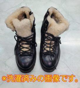 ※閲覧注意(カビ)【取扱事例4】靴のカビの染み抜き
